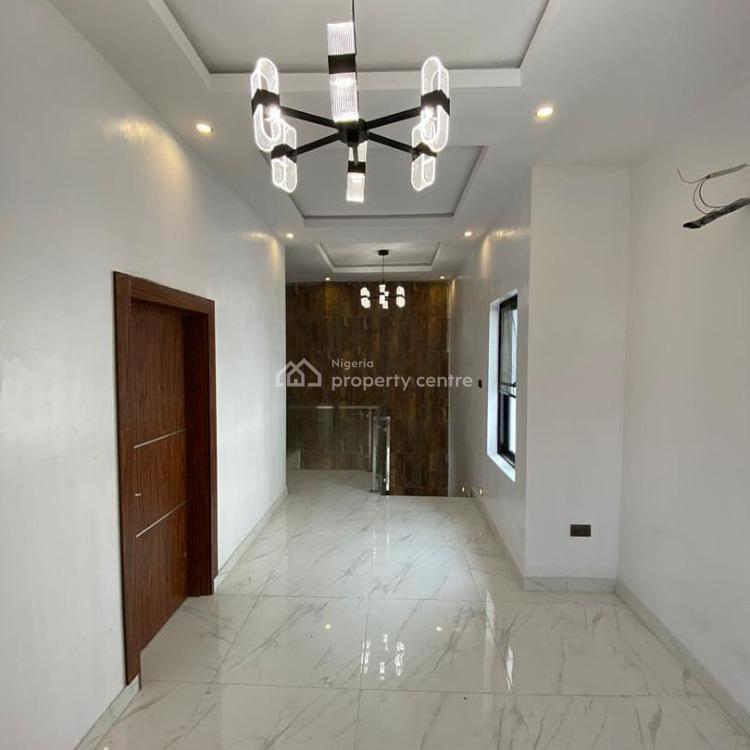 Luxury 5 Bedroom Jumbo Size Room Detached Duplex with a Swimming Pool, Oba Amusa, Agungi, Lekki, Lagos, Detached Duplex for Sale