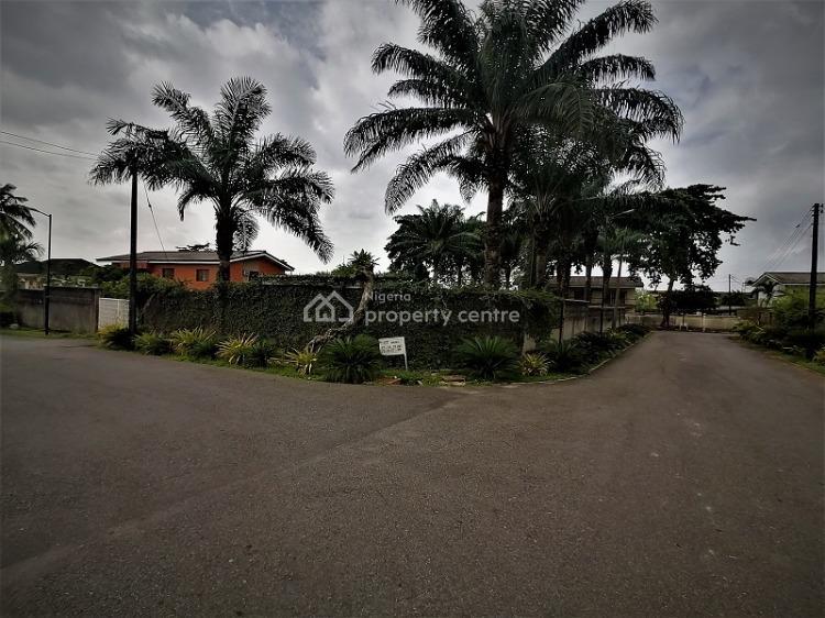 1,300sqm Corner Piece Land, G Cappa Estate, Ikeja, Lagos, Residential Land for Sale