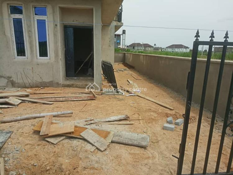 3 Bedroom Semi-detached Duplex, in a Well Secured and Serene Estate,, Sangotedo, Ajah, Lagos, Semi-detached Duplex for Sale