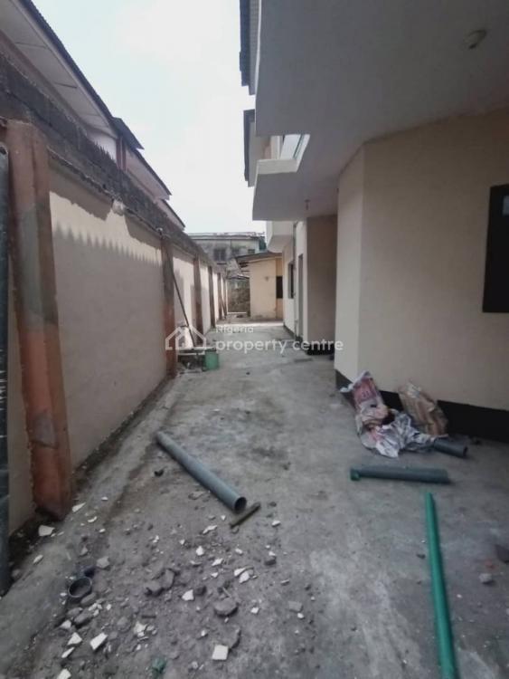 5 Bedroom Semi Detached Duplex, Georgious Coles Estate, College Road, Ogba, Ikeja, Lagos, Semi-detached Duplex for Rent