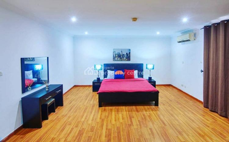 Luxurious 3 Bedroom with Good Facilities Comes with Basketball Court, 2 Jakande Crescent, Landbridge Avenue,, Victoria Island Extension, Victoria Island (vi), Lagos, Self Contained (single Rooms) Short Let