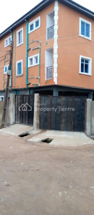 One Bedroom Flat, an Estate Off Adeniyi Jones, Adeniyi Jones, Ikeja, Lagos, Mini Flat for Rent
