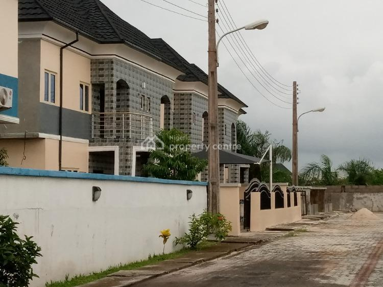 a 3 Bedroom Terrace House with a Bq, Abraham Adesanya, Ogombo, Ajah, Lagos, Terraced Duplex for Sale
