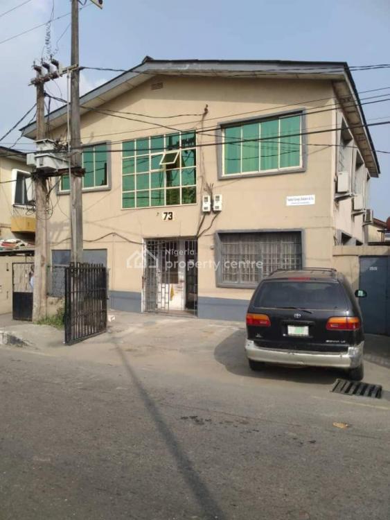 3 Bedroom Flat, Ogunlana Drive., Ogunlana, Surulere, Lagos, Block of Flats for Sale