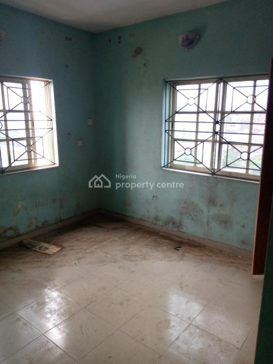 Standard 2 Bedroom Flat, Haruna, Off College Road, Ogba, Ikeja, Lagos, Flat for Rent