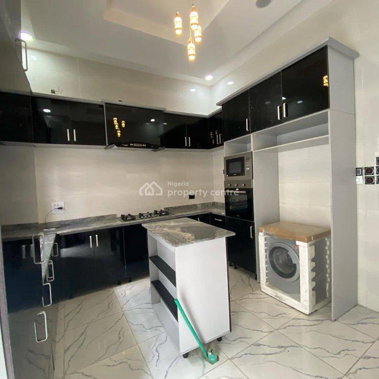 Sweet 5 Bedroom Fully Detached with Bq, Chevron, Lekki Phase 2, Lekki, Lagos, Detached Duplex for Sale