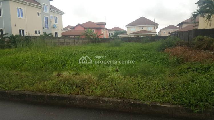 840 Sqm Land at Nicon Town, Nicon Town, Lekki, Lagos, Residential Land for Sale