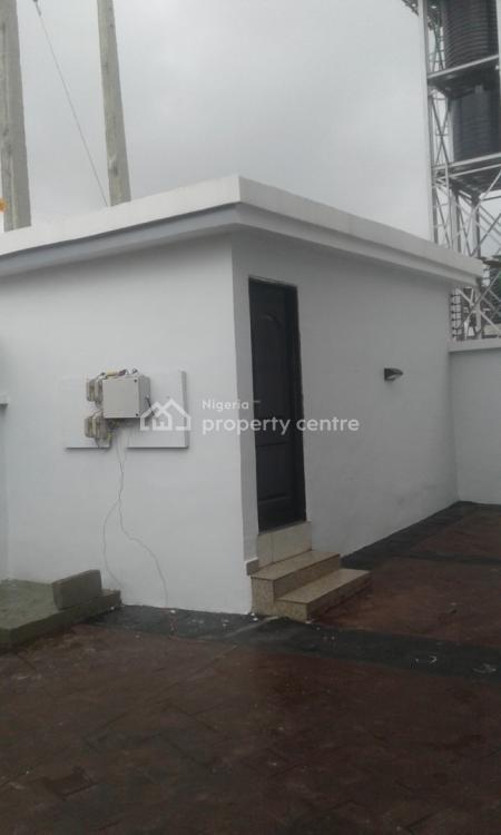 4 Bedroom Fully Detached Duplex, Chevron Alternative Route, Lekki Phase 2, Lekki, Lagos, Detached Duplex for Sale