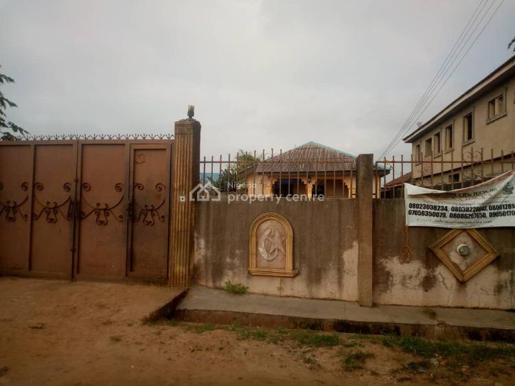 Three (3) Bedroom Bungalow, Uncle Steve School Road, Mowe Ofada, Ogun, Flat for Sale