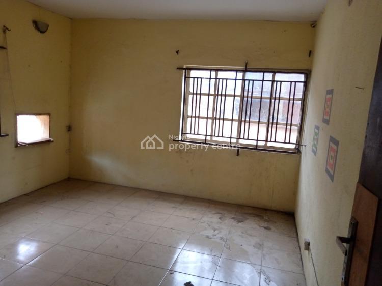 Spacious 3 Bedroom Flat, Harura, Off College, Ogba, Ikeja, Lagos, Flat for Rent