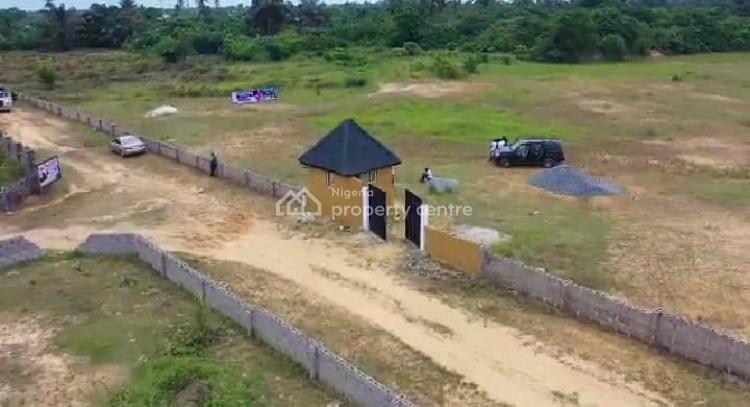 a Plot of Land, Crystal Ville Estate, Ikegun, Ibeju Lekki, Lagos, Residential Land for Sale