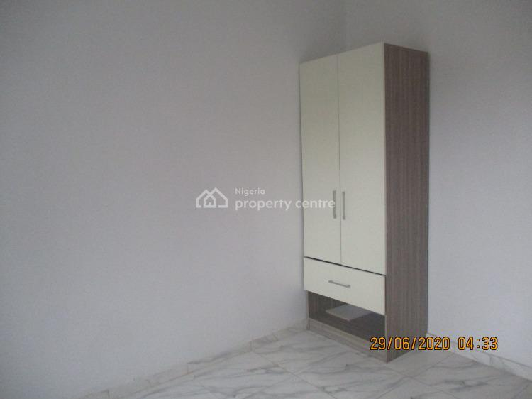 a 4 Bedroom Semi Detached Duplex with 1 Bq, Oral Estate, Chevron Axis After Enyo Filling Station, Lekki Expressway, Lekki, Lagos, Semi-detached Duplex for Sale