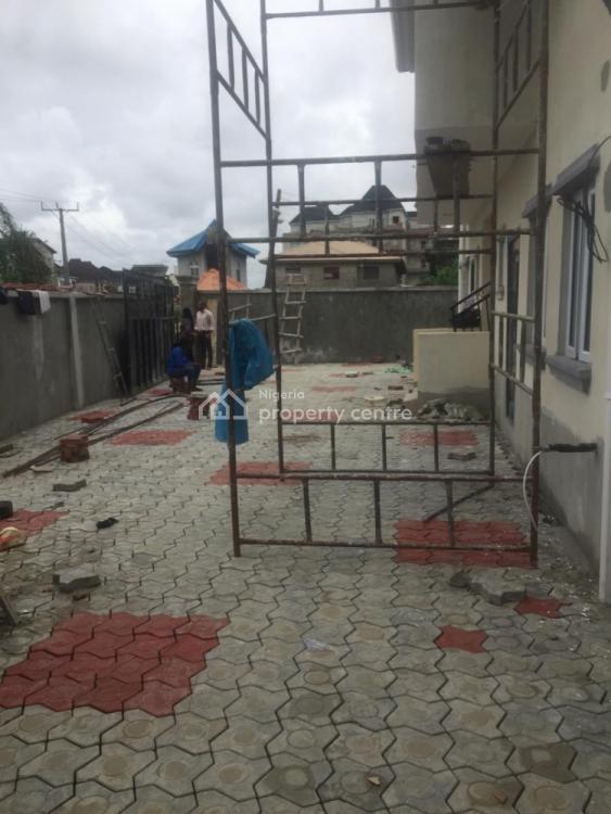 2 Bedroom Flat Newly Built, Blenco, Sangotedo, Ajah, Lagos, Flat for Rent