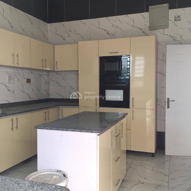 Luxurious 4 Bedroom Semi Detached Duplex, By Lekki Second Toll Gateby Lekki Second Toll Gate, Ikota, Lekki, Lagos, Detached Duplex for Sale