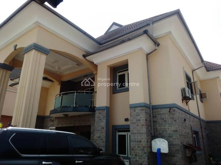 Newly Built 5 Bedrooms Duplex Plus 3 Room Bq, Elelgushi Lkate, Ikate Elegushi, Lekki, Lagos, Detached Duplex for Sale