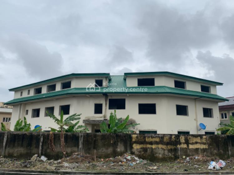 Uncompleted 6 Units of 2 and 3 Bedroom Flat, Off Fola Osibo, Lekki Phase 1, Lekki, Lagos, Block of Flats for Sale