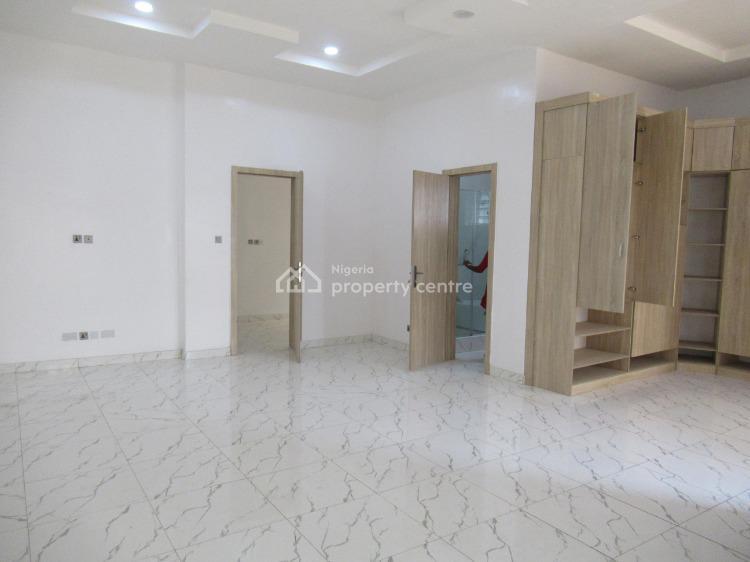 Tastefully Finished 4 Bedroom Semi-detached Duplex, Chevron Alternative, Lekki, Lagos, Semi-detached Duplex for Sale