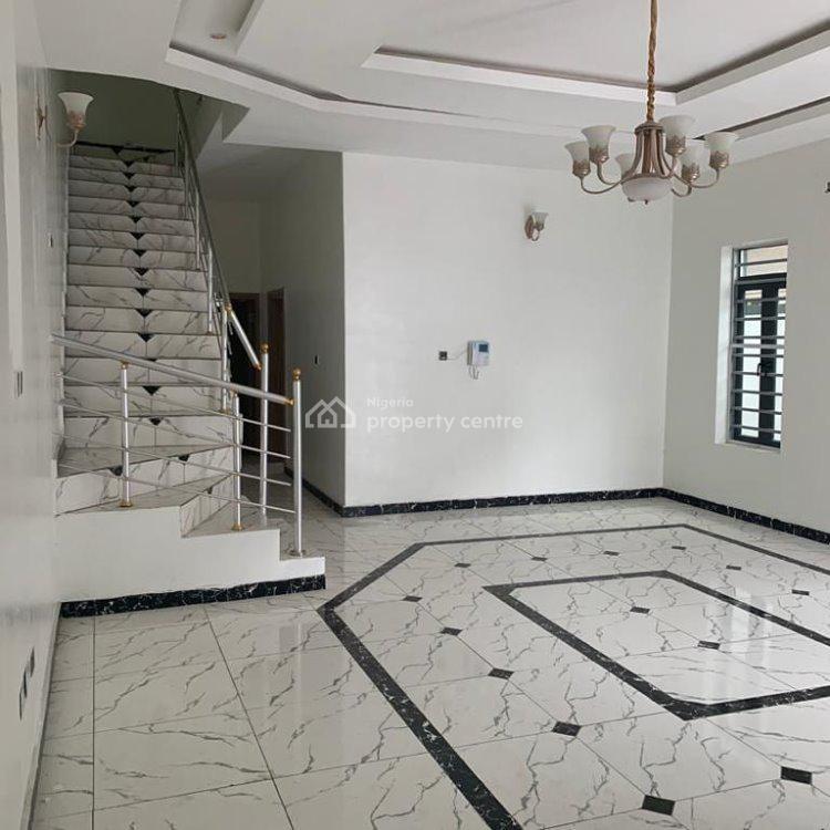 Tastefully Finished 4 Bedroom Semi Detached Duplex with Bq, Oral Esate, Ikota, Lekki, Lagos, Semi-detached Duplex for Sale