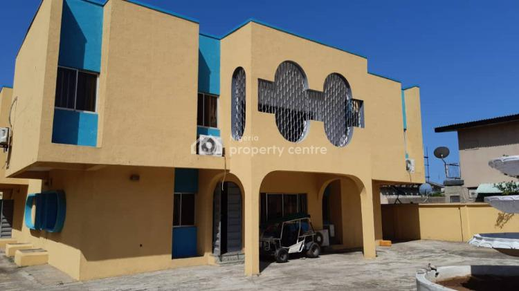 9 Bedroom Duplex with 5 Bedroom Staff Quarters on 2100sqm, 3rd Avenue, Festac, Amuwo Odofin, Lagos, House for Sale