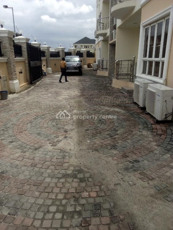 Luxury 3 Bedrooms Flat with Excellent Facilities, Banana Island, Ikoyi, Lagos, Flat for Rent