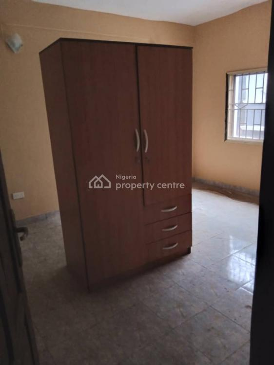Renovated and Clean 3 Bedroom Flat, Off College Road, Ogba, Ikeja, Lagos, Flat for Rent