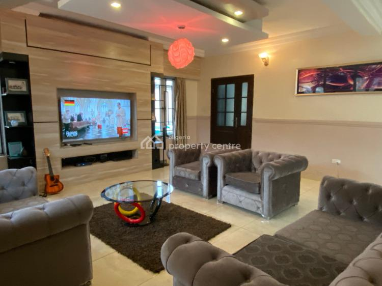 a Fully Furnished 4 Bedroom Detached Duplex with a Bq, Berger, Asese, Ibafo, Ogun, Detached Duplex for Sale