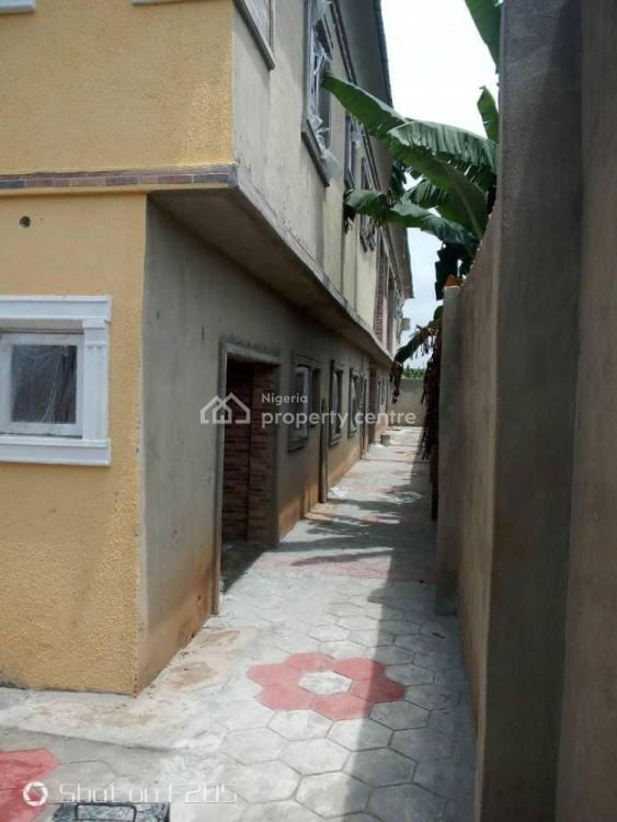 Newly Built 2 Bedroom Flat in a Serene and Secured Environment, Dangote Bus Stop Off Alaja Road, Ayobo, Lagos, Flat for Rent