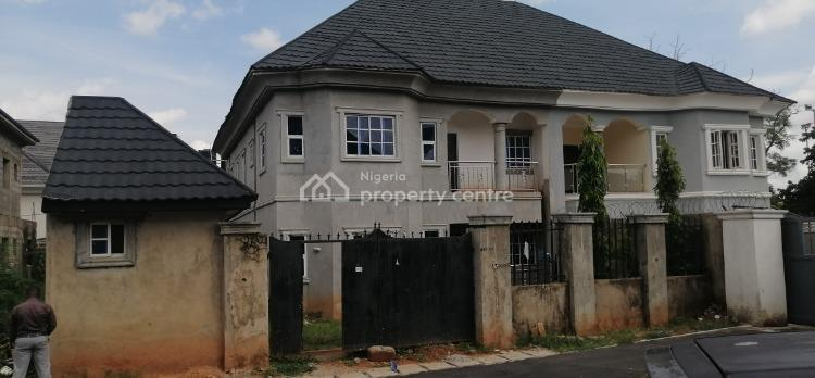 Newly Built 98% Completed 4 Bedrooms Semi Detached Duplex with Bq, Just After Jabi /lifecamp Round About, Gwarinpa, Abuja, Semi-detached Duplex for Sale
