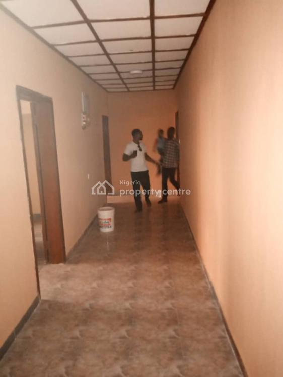 Beautifully Renovated 3 Bedroom Flat All Room Ensuite, Off College Road, Ogba, Ikeja, Lagos, Flat for Rent