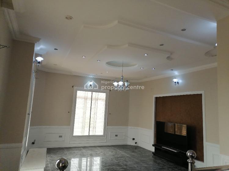 Beautifully 6 Bedrooms Modern Villa with B/q, Pinnock Beach Estate, Lekki, Lagos, Detached Duplex for Rent