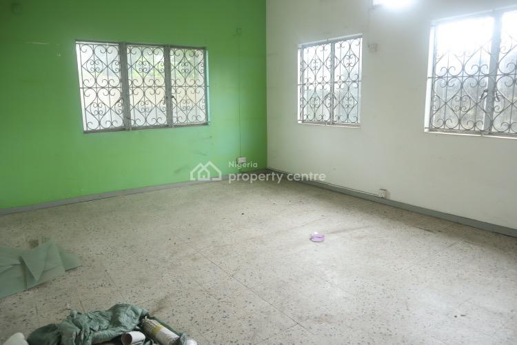 4 Bedroom Bungalow with 2 Bedroom Bq Sitting on a Massive Land and Garden, Eric Moore, Surulere, Lagos, Detached Bungalow for Sale