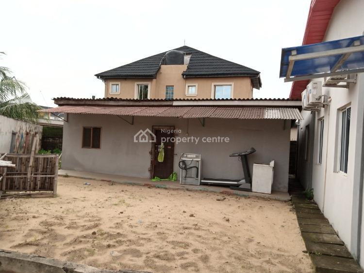 a Mini Flat Bungalow Well Finished, Raqas Balogun Street, Adeniran Ogunsanya, Surulere, Lagos, Detached Bungalow for Rent
