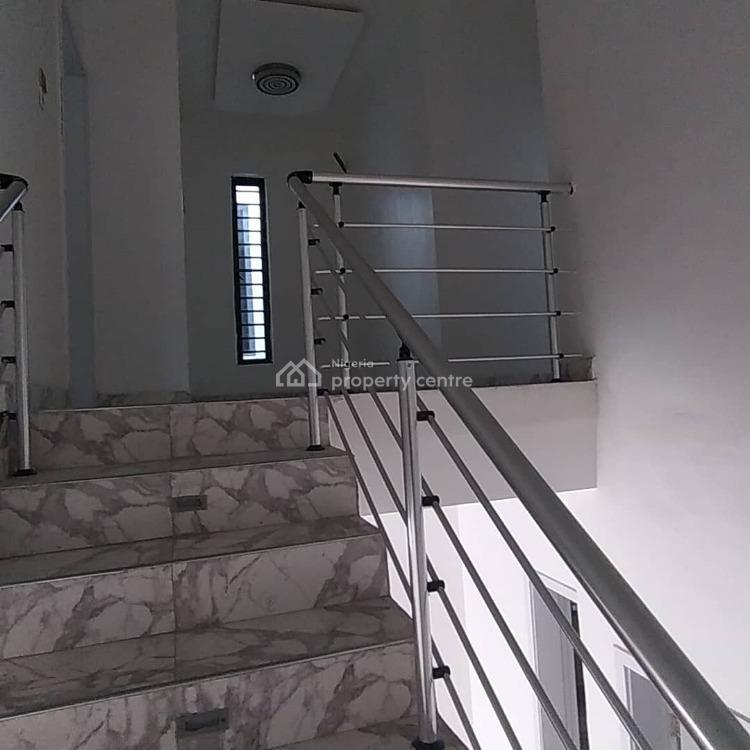 Brand New 4 Bedrooms Semi Detached Duplex, Chevron Drive, Lekki, Lagos, Semi-detached Duplex for Sale