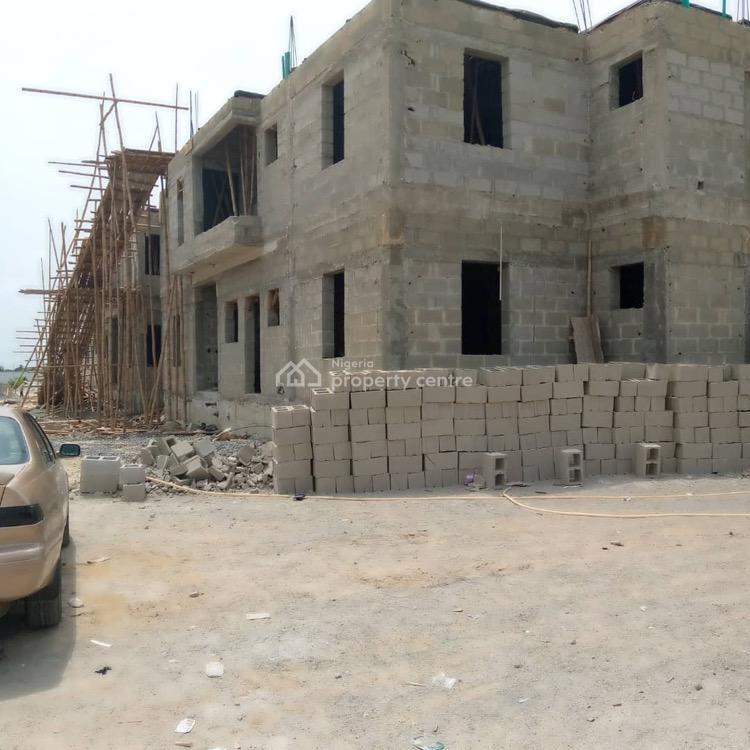 Affordable Apartment, Sangotedo, Lekki Expressway, Lekki, Lagos, Terraced Duplex for Sale