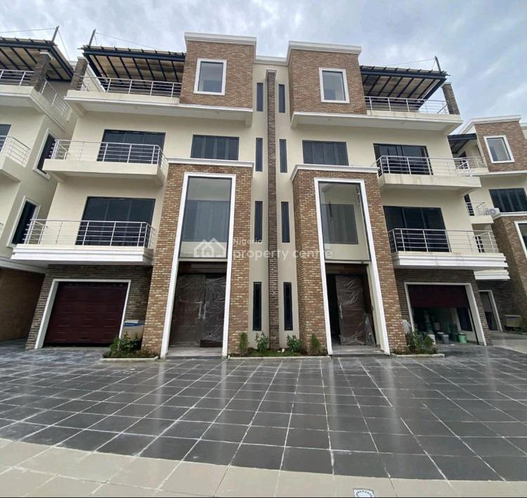 5 Bedroom Semi-detached House, Ikoyi, Lagos, House for Sale
