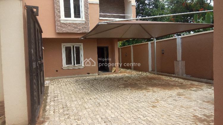 Elegant and Luxurious 5 Bedroom Duplex with 2 Room Boys Quarter, Ikeja Gra, Ikeja, Lagos, Semi-detached Duplex for Rent