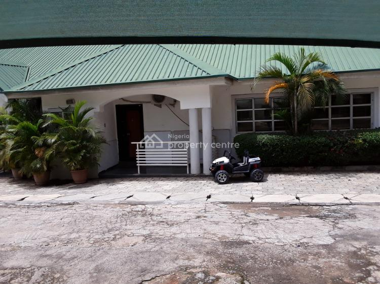 3 Bedroom Bungalow with 1 Room Bq, Garki 2, Garki, Abuja, Detached Bungalow for Rent