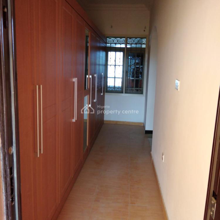 Serviced 4 Bedrooms Terrace Duplex with a Room Boys Quarter, Gold Court Estate, Katampe (main), Katampe, Abuja, Terraced Duplex for Rent