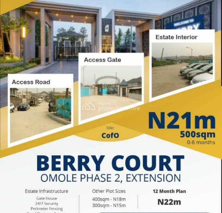 Dry and Cheap Plots of Land with C of O, Omole Phase 2, Ikeja, Lagos, Mixed-use Land for Sale