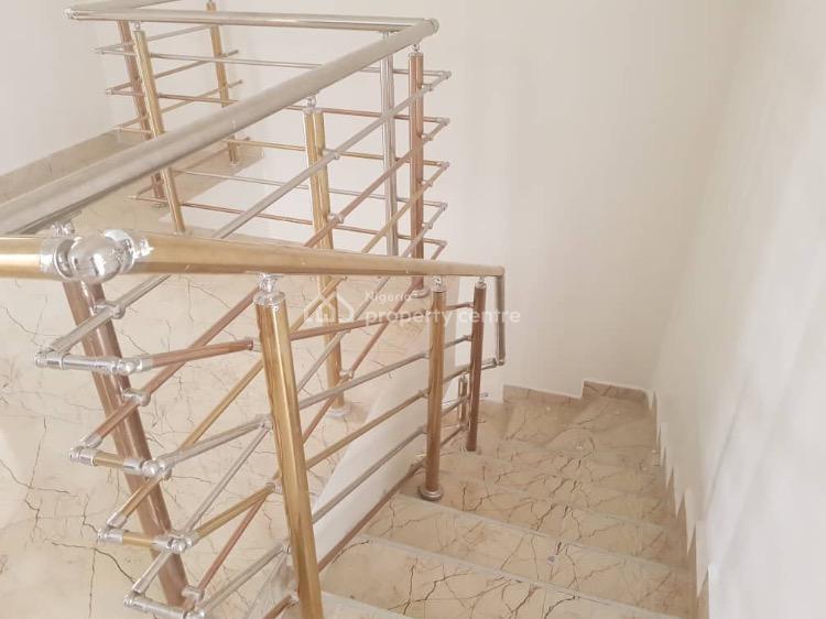 Tastefully Built 4 Bedroom Fully Detached Duplex with Bq, Chevron Alternative, Lekki Phase 2, Lekki, Lagos, Detached Duplex for Sale