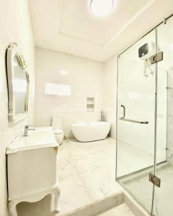 Luxury 5 Bedroom Detached Duplex with Bq and Pool, Lekki, Lagos, Detached Duplex for Sale