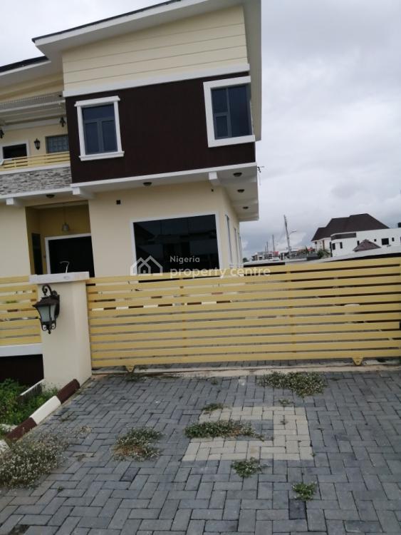 Stand-alone 5 Bedroom, Orchid Hotel Road By Lekki Conservation, Lekki Phase 1, Lekki, Lagos, Detached Duplex for Rent