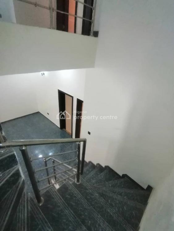 Serviced 4 Bedroom Terrace, Chevron Alternative, Lekki, Lagos, Terraced Duplex for Rent