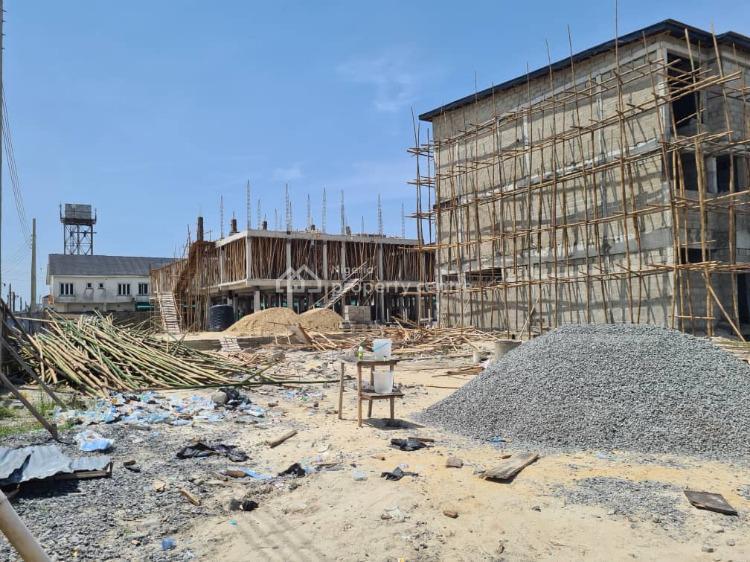 4 Bedroom Terrace Triplex, Bella Court, Ikate, Lekki, Lagos, House for Sale