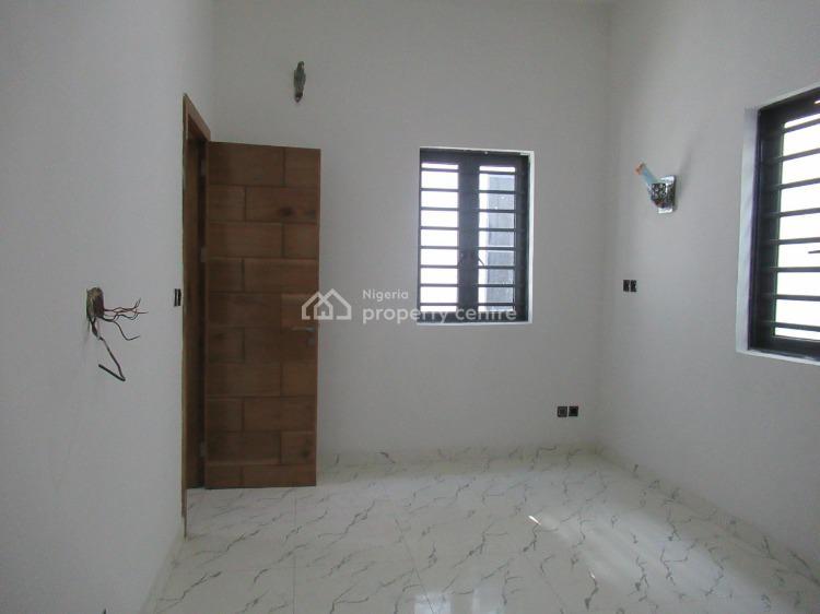 4 Bedroom Detached Duplex, Chevron Area, Lekki, Lagos, Detached Duplex for Sale