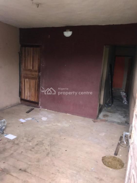 Spacious Minifat, Adegboyega Bus-stop, Palmgrove, Ilupeju, Lagos, Mini Flat for Rent