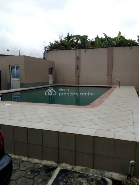 a Luxury 3 Bedroom Flat Upstairs with All Rooms Ensuite, an Estate Off, Adeniyi Jones, Ikeja, Lagos, Flat for Rent