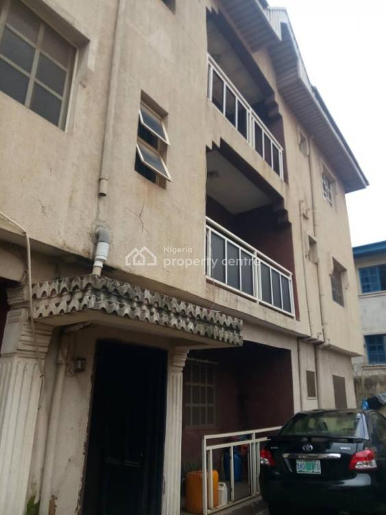 a Luxury 3 Bedroom Flat Upstairs with 2 Toilets and Baths, an Estate Off Ayo-alabi Street Oke-ira, Ogba, Ikeja, Lagos, Flat for Rent