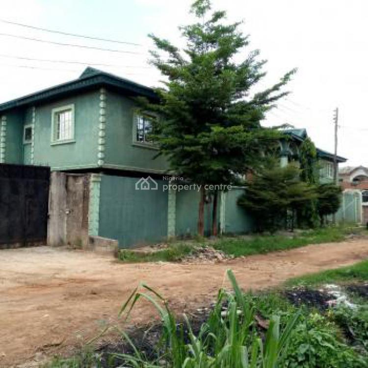 4 Number of 3 Bedroom Flats and 3 Bq, Oke Afa, Isolo, Lagos, Block of Flats for Sale