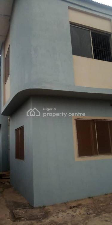 2 Flats of 3 Bedroom, Off Olowo, Obawole, Ogba, Ikeja, Lagos, Detached Duplex for Sale